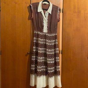 1950s Dreamy Dress